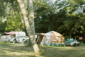 Terrain - Camping naturiste Château Guiton